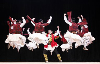 Balet Moisiejewa